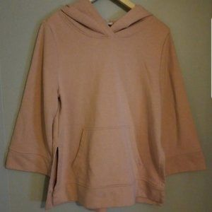 LOFT Hooded Lounge Sweatshirt M